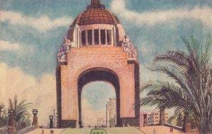 MEXICO CITY , Mexico , 1930s ; Monumento a a Revolucion