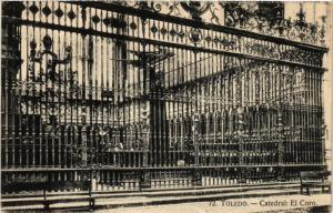 CPA Toledo Catedral, El coro SPAIN (743861)