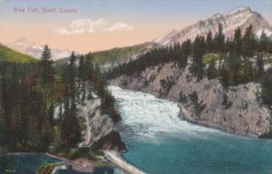 Bow Falls, BANFF, Alberta, Canada, 1900-1910s
