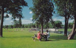 Silver Creek Park, GUELPH, Ontario, Canada, 40-60´s