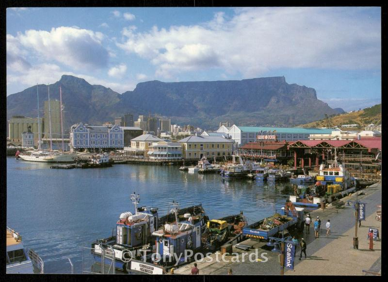 Victoria & Alfred Waterfront - Cape Town