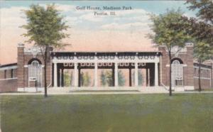 Illinois Peoria Golf House Madison Park