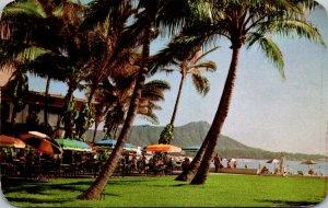 Hawaii Waikiki Royal Hawaiian Hotel Waikiki Terrace and Surf Bar