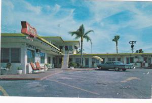 Tropic-Air Motel , CLEARWATER BEACH , Florida, PU-1967