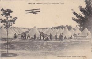 France Camp de Sissonne Ensemble des Tentes 1913