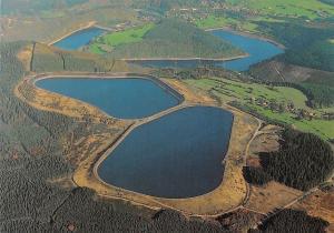 Belgium Coo Trois Ponts, Centrale Hydro Electrique Accumulation d'Energie