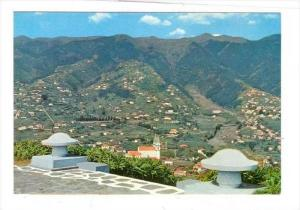 FUNCHAL (Madeira) , Portugal, 50-60s   Le Pico dos Barcelos