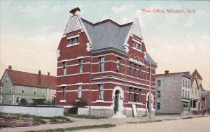 Post Office , WINDSOR , Nova Scotia , Canada , 00-10s