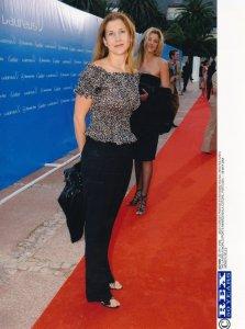 Monica Seles Yugoslavia Tennis Laurelus Sports Awards Portugal Press Photo