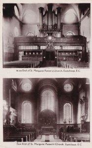St. Margaret Patten's Church Eastcheap London Real Photo Postcard
