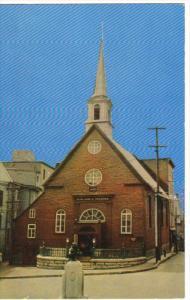 Notre-Dame Des Victoires , Quebec , Canada, 50-60s