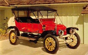 Vinatge Auto Pre 1950 Post Card Stuber's Inc, 1912 Stanley Steamer Winfi...