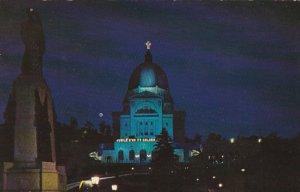 Canada St Josephs Oratory at Night Montreal Quebec