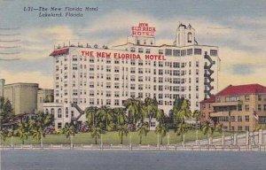 Florida Lakeland The New Florida Hotel