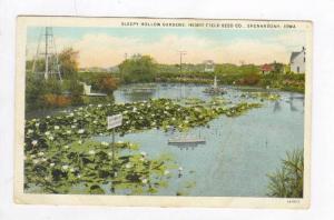 Sleepy Hollow Gardens, Henry Field Seed Co., Shenandoah, Iowa,  PU-1931