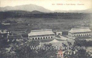 Tuyen Quang, Casernes Tonkin Vietnam, Viet Nam Unused