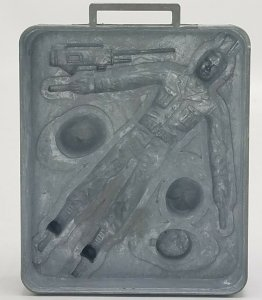 1965 Thingmaker Fighting Men Mold 4481-055-A & 4481-056-A Soldier and Helmets