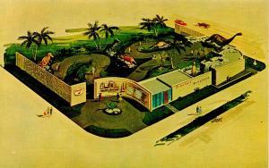 NY - 1964-65 World's Fair. Sinclair Dinoland