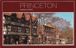 New Jersey Princeton Nassau Street 1985