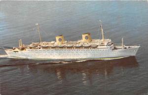 M.S. Kungsholm  Swedish American Line