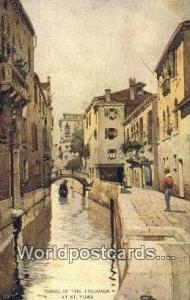 St Toma, Italy, Italia Canal of the Frescada St Toma Canal of the Frescada