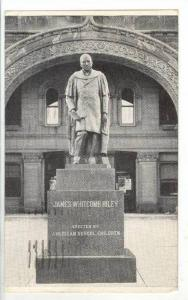 Statue Of The Hoosier (James Whitcomb Riley), Greenfield, Indiana, PU-1942