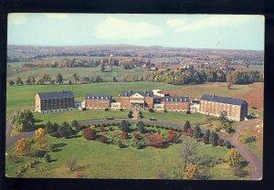 Culpepper, Virginia/VA Postcard, Virginia Baptist Home For senior Baptists