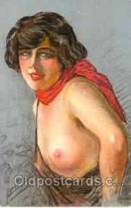 Artist Signed Yves Diey (France) Postcard Post Card Series 31-12 Artist Signe...