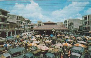 Marche Publique de Pointe-A-Pitre, La Guadeloupe , F.W.I. , PU-1978