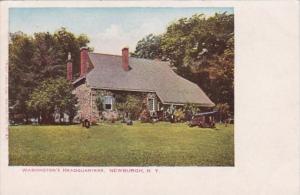 New York Newburg Washington's Headquarters