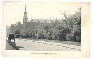 Charleroi , Belgium, 1890s   College des Jesuites