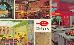 Minneapolis MN Betty Crocker Kitchens of The World at General Mills Postcard 3