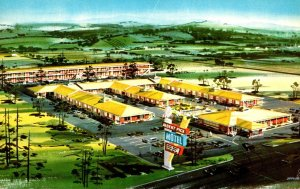 Tennessee Chattanooga Albert Pick Motel