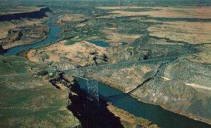 Perrine Bridge and Snake River Canyon,ID BIN