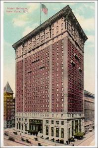 Hotel Belmont NYC