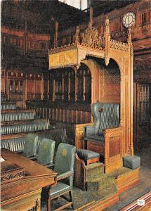 Palace of Westminster, The Speaker's Chair North Queensland