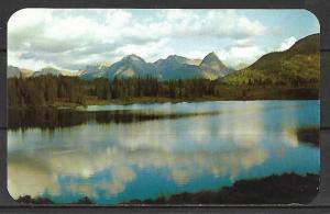 Colorado, Malas Lake & Needle Mountains - [CO-031]