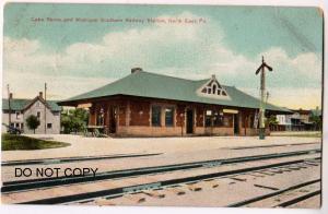 Lake Shore & Michigan Southern Station, North East PA