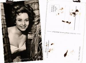 CPA AK MARINA ORSCHEL Film Star (568930)