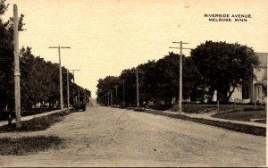 Minnesota Melrose Riverside Avenue