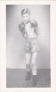Boxing Ronnie Walcott Age 13