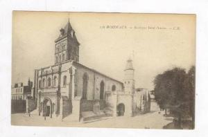 Basilique Saint-Seurin, Bordeaux (Gironde), France, 1900-1910s