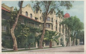 RIVERSIDE, California, 1900-10s; Glenwood Mission Inn, The Cloister
