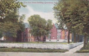 West End School Building, Greensburg,  Indiana, 00-10s