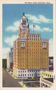 The Mayo Clinic Rochester Minnesota