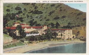 Scenic view, Hotel St. Catherine, Catalina Island, California, 00-10s