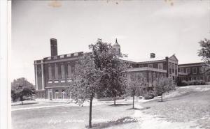Kansas Concordia High School Real Photo
