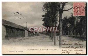 Old Postcard Camp & # 39Avor Canteen and kitchen of 95 Army