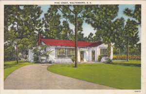 WALTERSBORO, South Carolina; Pine Crest, PU-1949