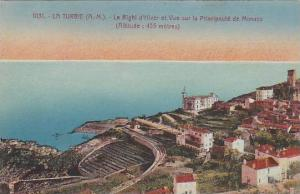 Le Righi d'Hiver Et Vue Sur La Principaute De Monaco, La Turbie (Alpes Mariti...